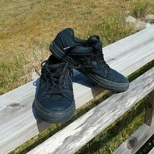 Converse All Star black sneakers